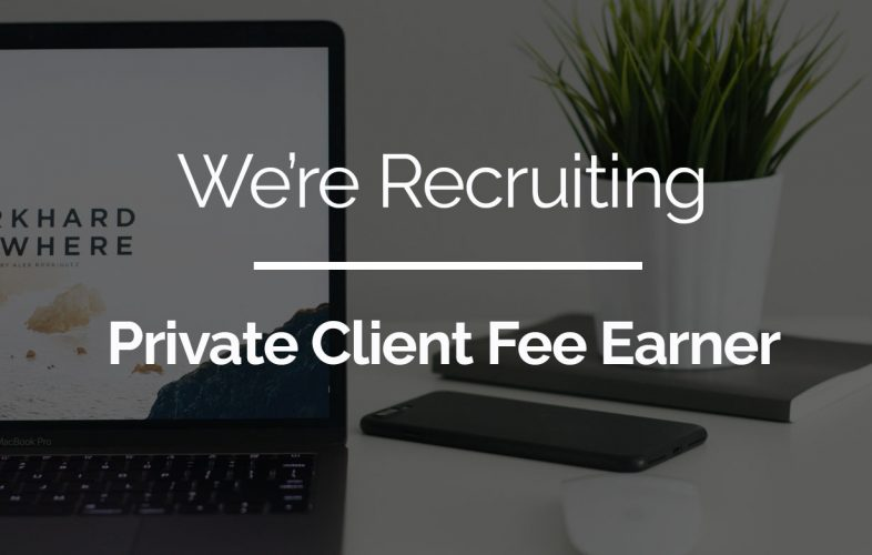 private client recruitment