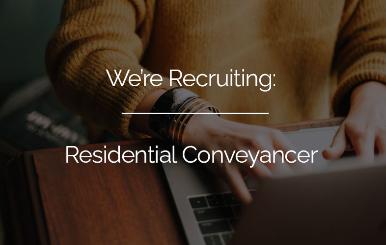 residential conveyancer